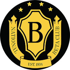 National Beta logo used as a hot link to National Beta Club website