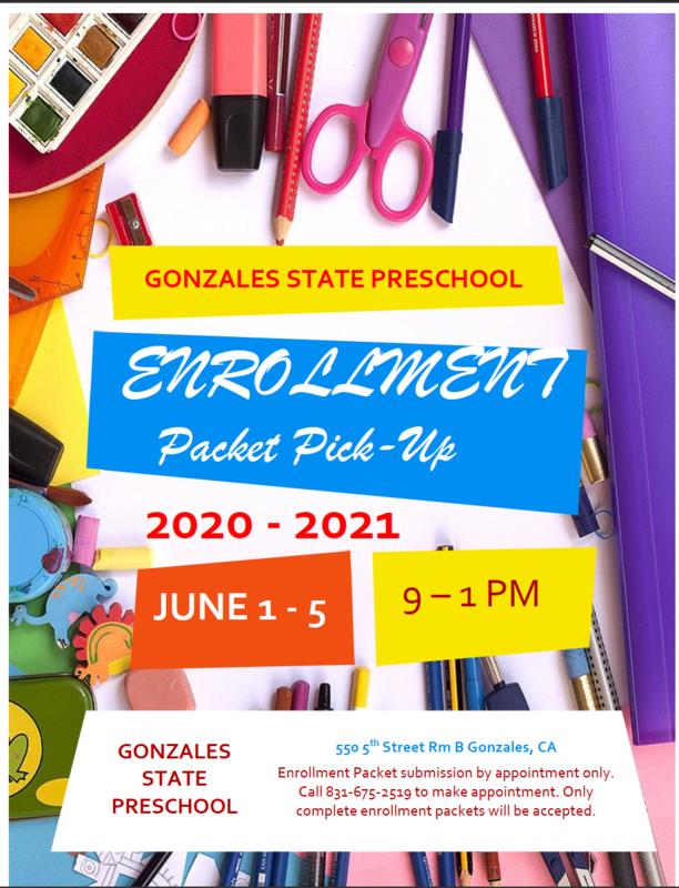 Preschool Flyer 20-21