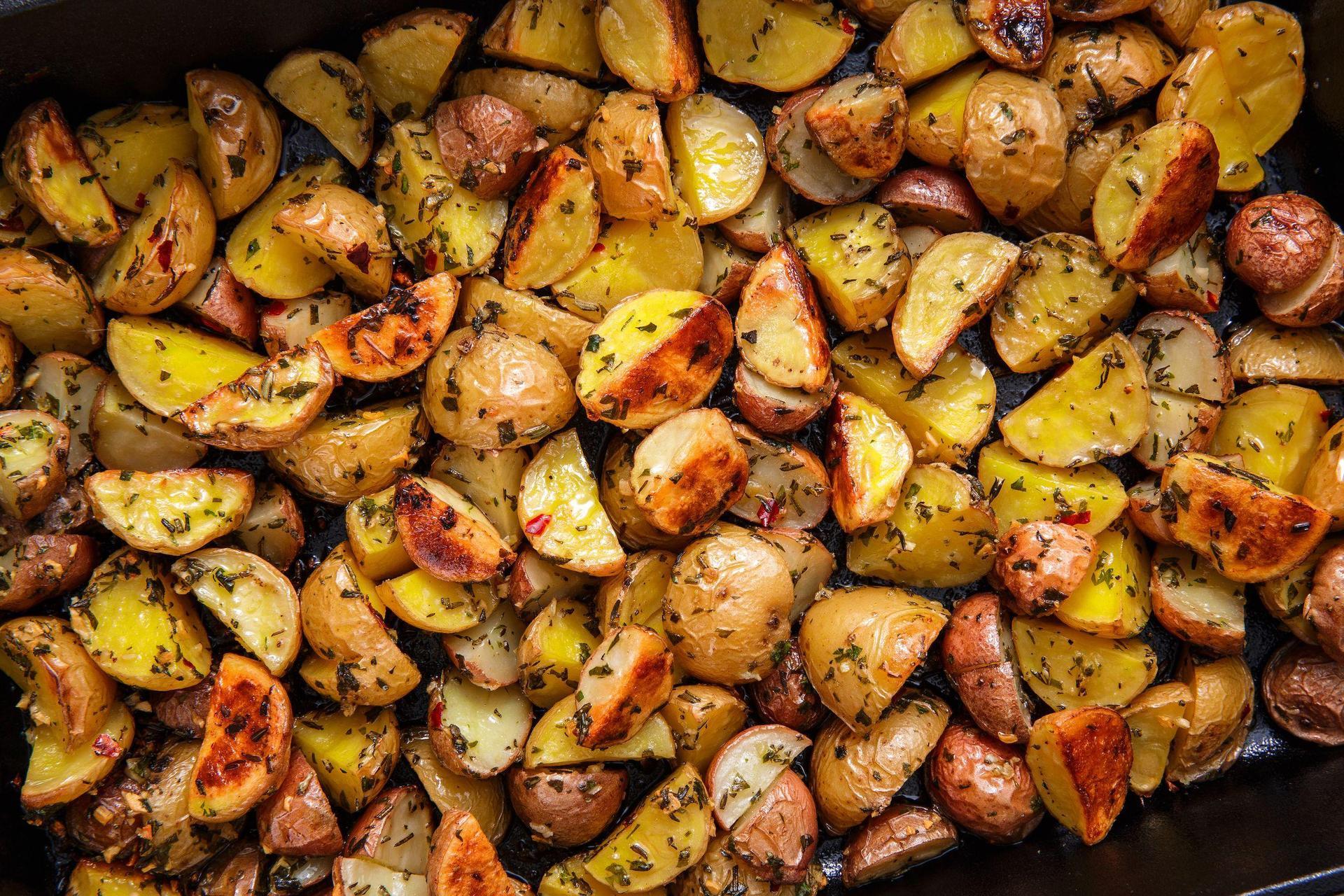 Local Roasted Potatoes