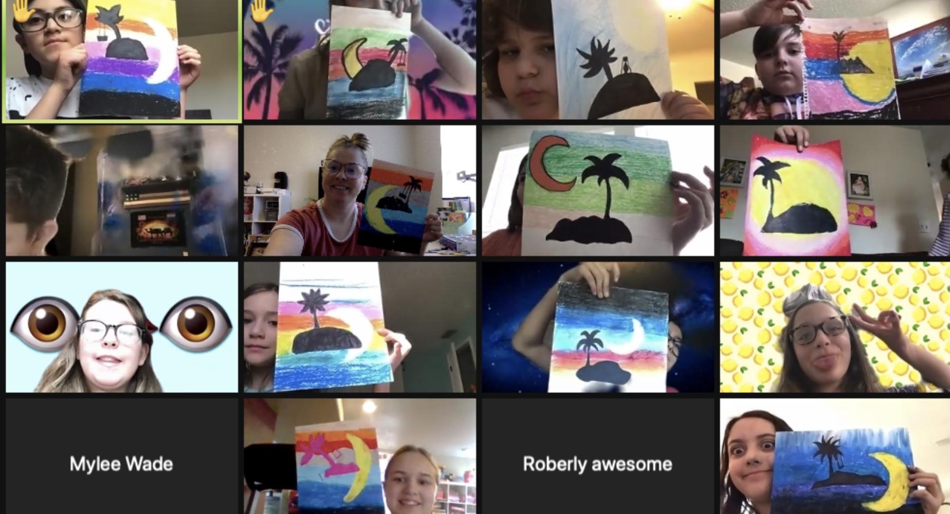 5th Grade Art Project