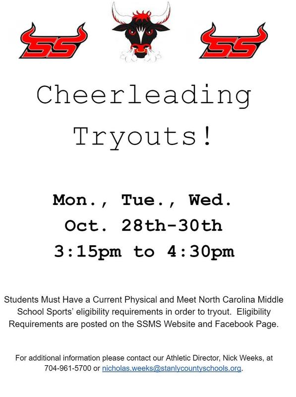 Cheerleading Tryout Information Featured Photo