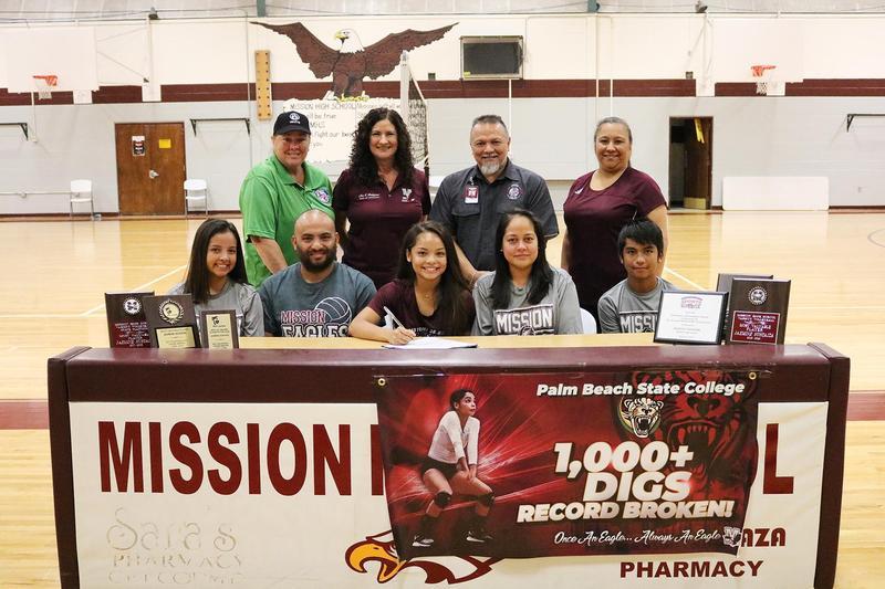 MHS graduate, Jazmine Sustaita, signs with Palm Beach State College