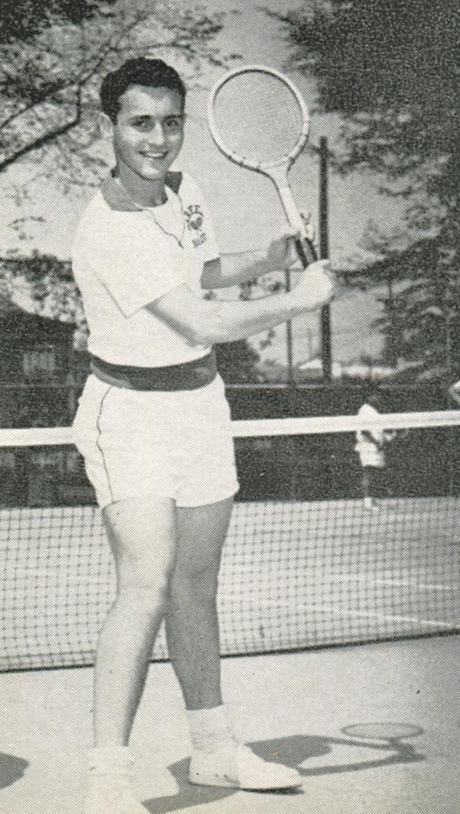Michael Hiller Varsity #1, 1955