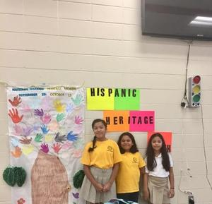 PES Hispanic Heritage Month