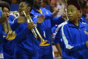 Natchez High School Band 2019
