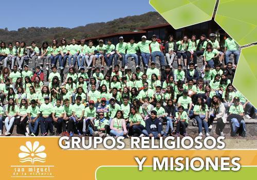 Religiosos y misiones