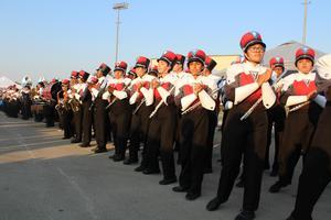 Manor High School Band