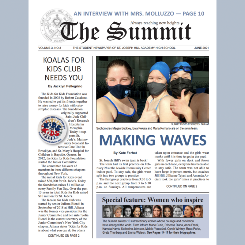 The Summit's Third Edition Out Today! Featured Photo