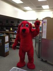 Clifford visits