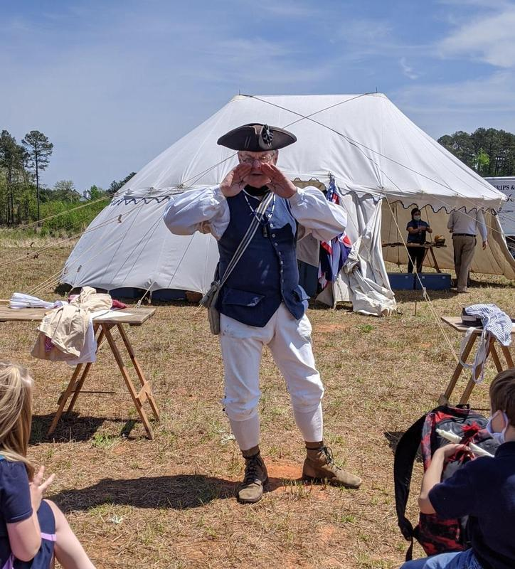 Camp Flintlock In-School Field Trip Thumbnail Image