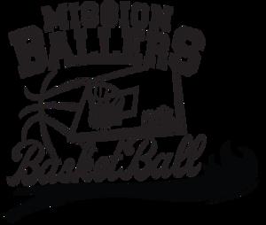 Mission Ballers logo