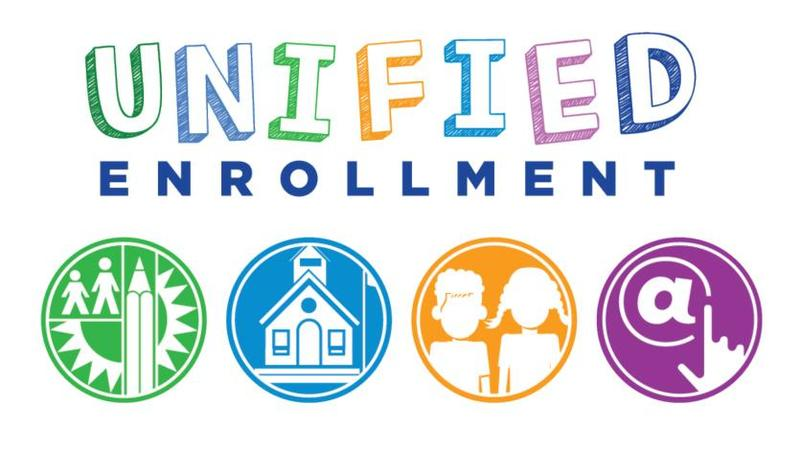 Unified Enrollment Instructions Available Featured Photo
