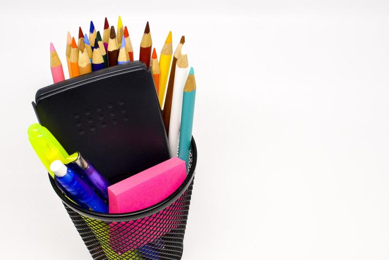 School Supplies 2020 - 2021 Thumbnail Image