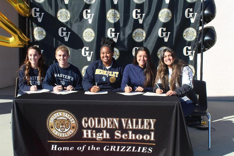 GV Athletes Sign National Letters Of Intent Featured Photo