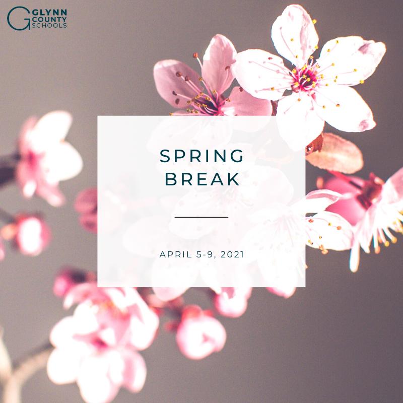 Spring Break Graphic