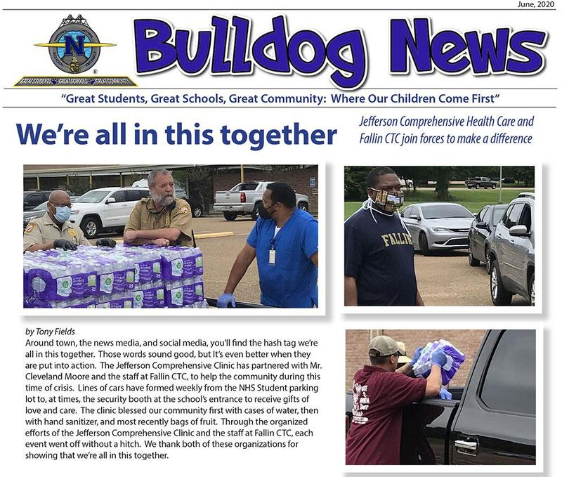 June 2020 Issue of Bulldog News