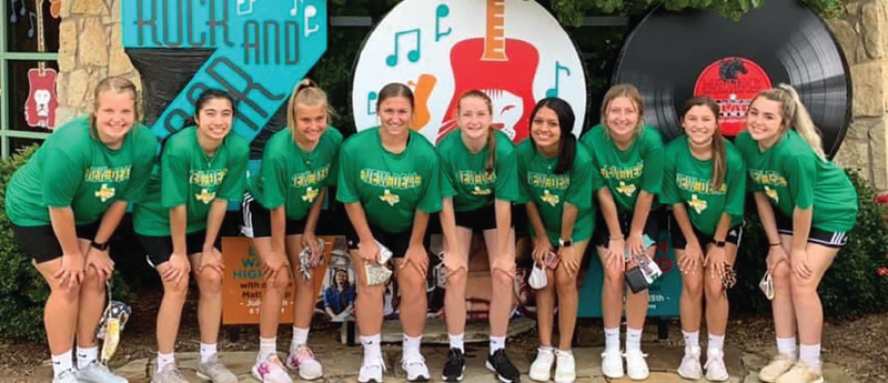 Lady Lions compete in Summer Basketball Tournament Featured Photo