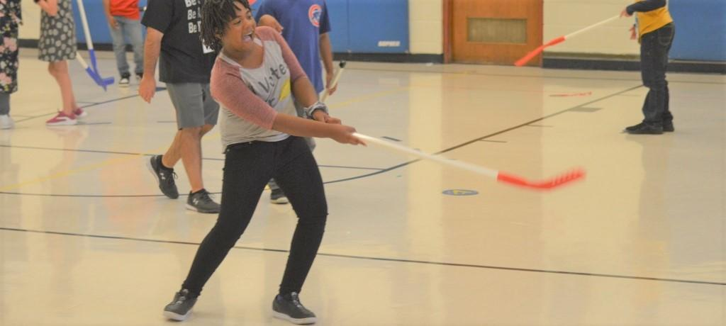 field hockey in physical education