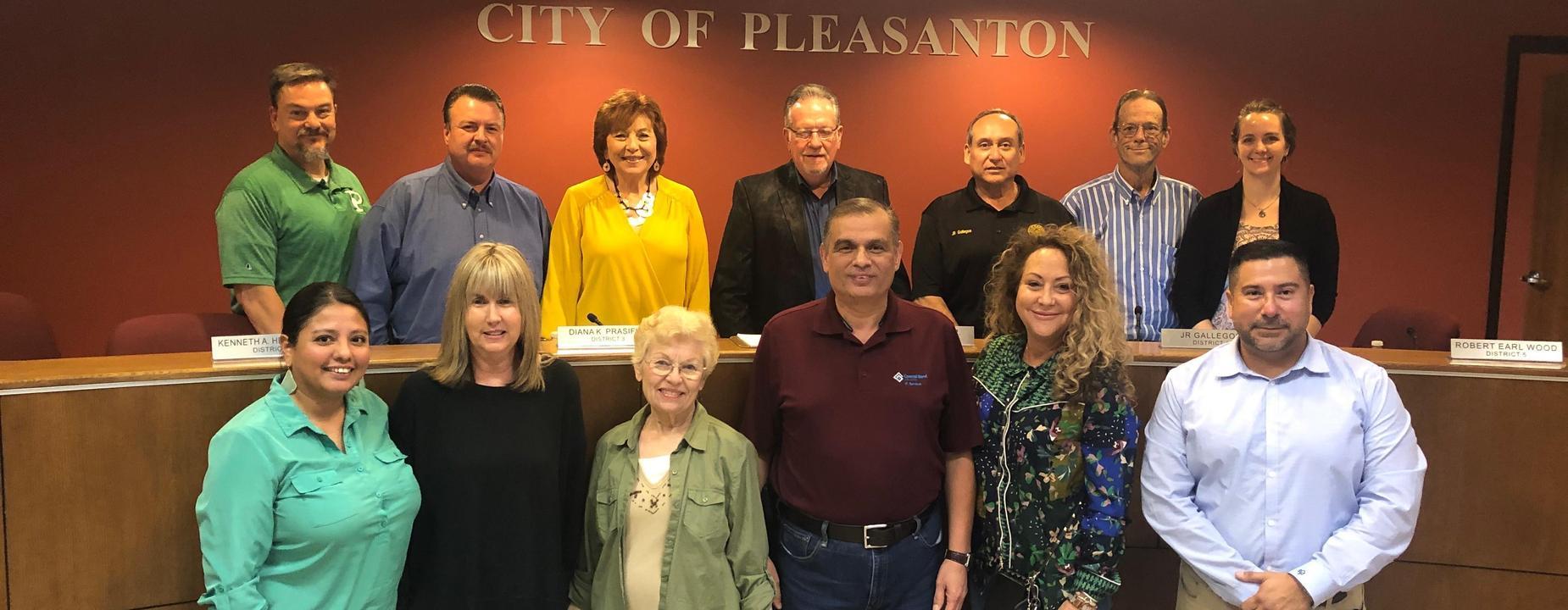 Census Initiative Recognition