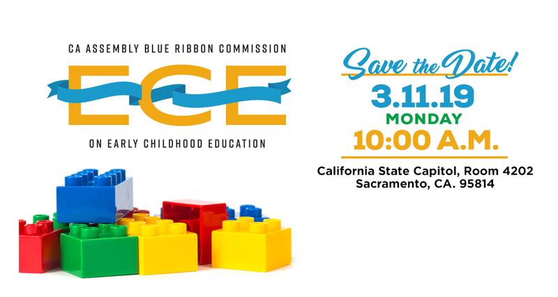 Assembly Blue Ribbon Commission on Early Childhood Education Featured Photo