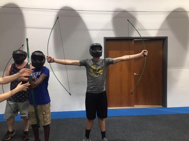 Foam Archery
