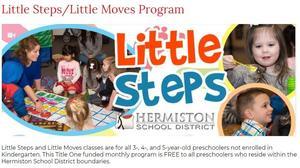 Image for Little Moves/Little Steps Program