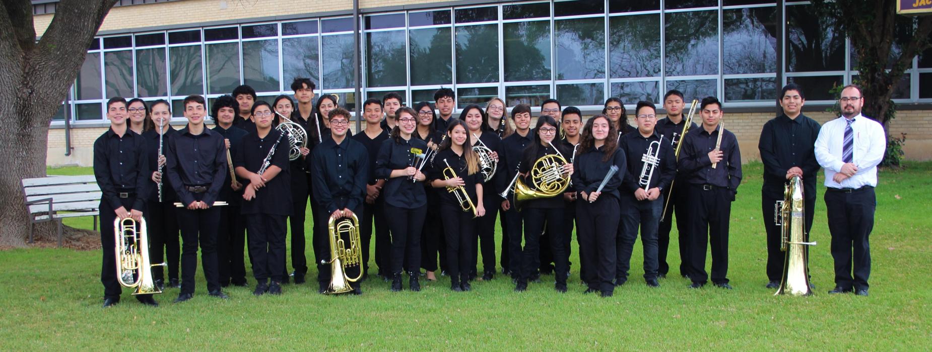 Sabinal HS Band 19-20
