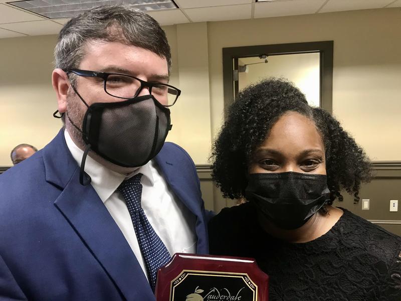 LCSD 2020 Pinnacle Award Honoree Katina Dixon