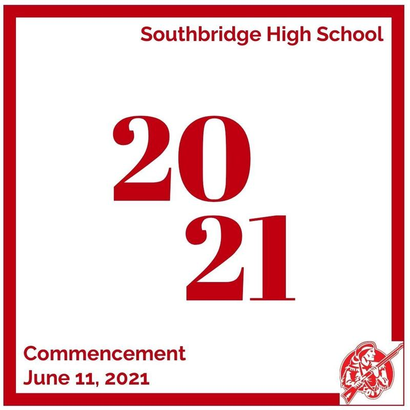 Logo for the class of 2021