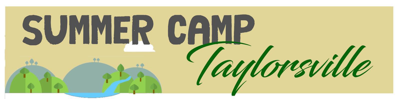 Camp Taylorsville Banner