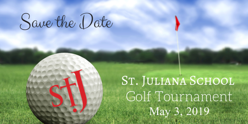 Mark your calendar! St. Juliana School Golf Tournament Featured Photo