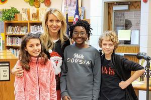 VMS Spelling Bee Winners