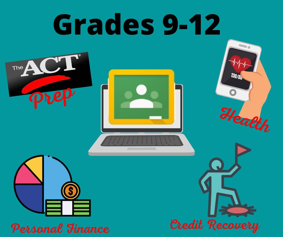 Grades 9-12