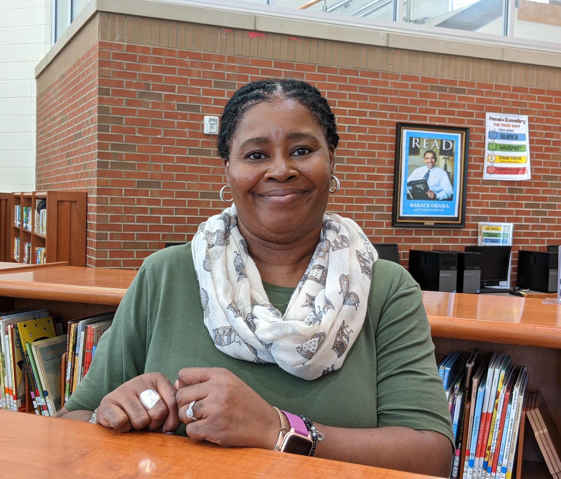 Ms. Bell -Teacher