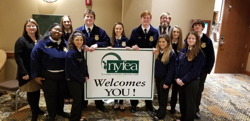 Area students Compete at National Convention Featured Photo
