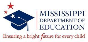 Miss Dept. Ed. Logo