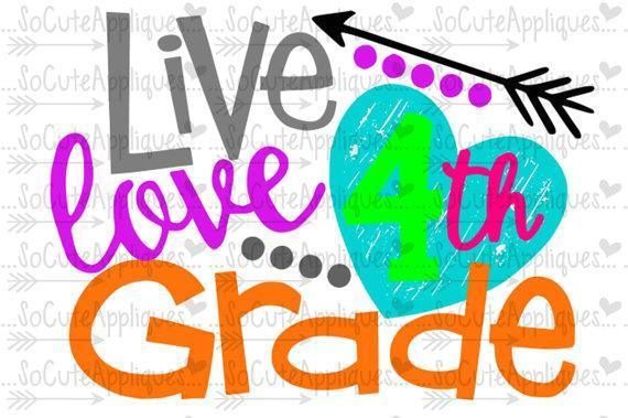 Live, Love 4th Grade!