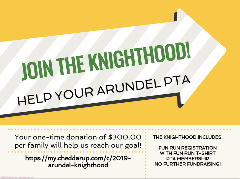 Join the Arundel Knighthood Featured Photo
