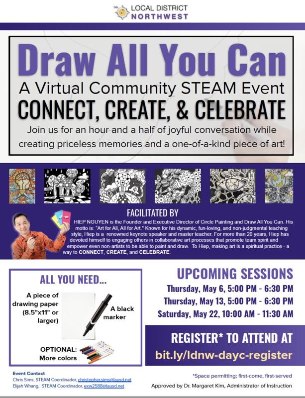 Draw All You Can Featured Photo
