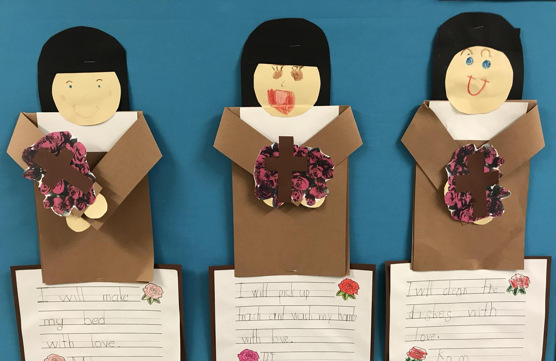 St. Therese--1st Grade