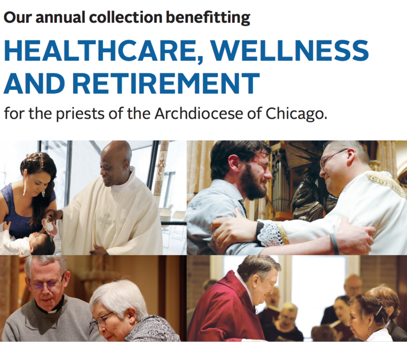 Special Collection: Priests' Health and Retirement Featured Photo