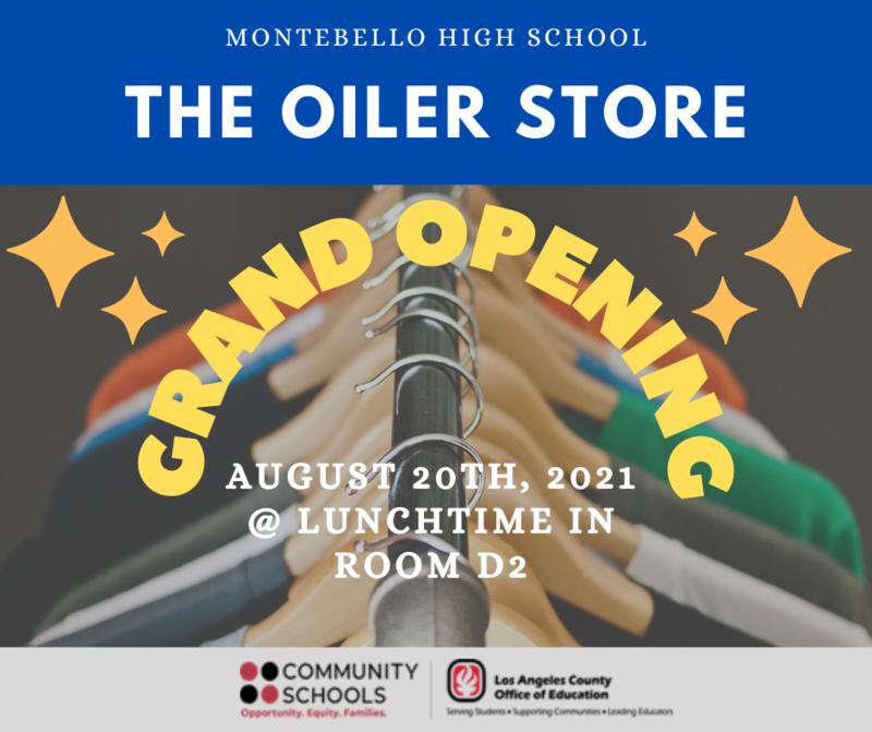 Oiler Store Grand Opening