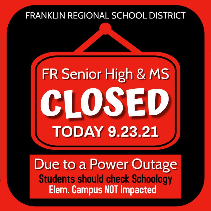Secondary Campus Closed