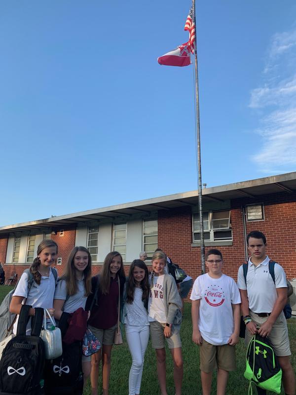 CMS Students at SYATP