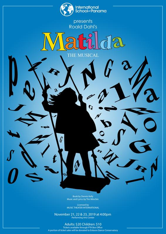 SAVE THE DATE FOR MATILDA Featured Photo