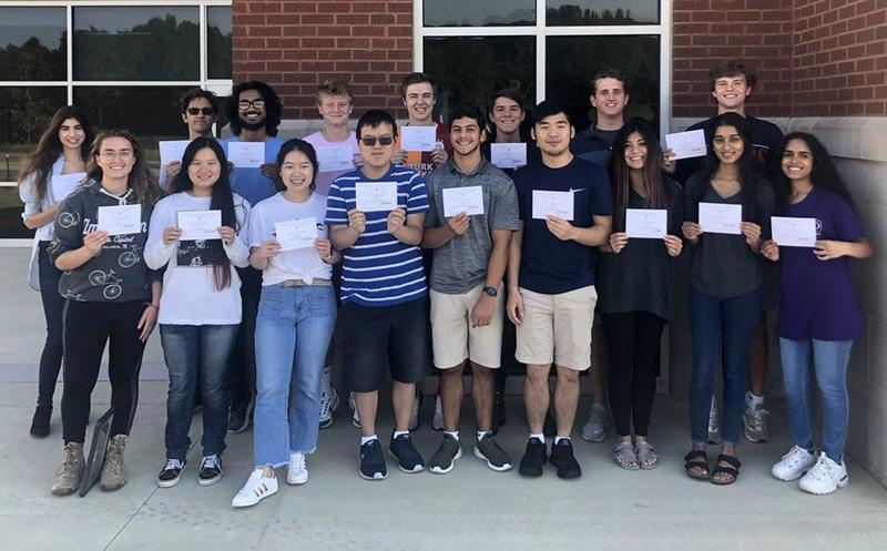 CHS Has 18 National Merit Commended Scholars Featured Photo