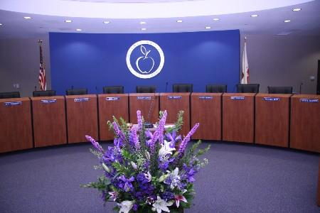 Governing Board room
