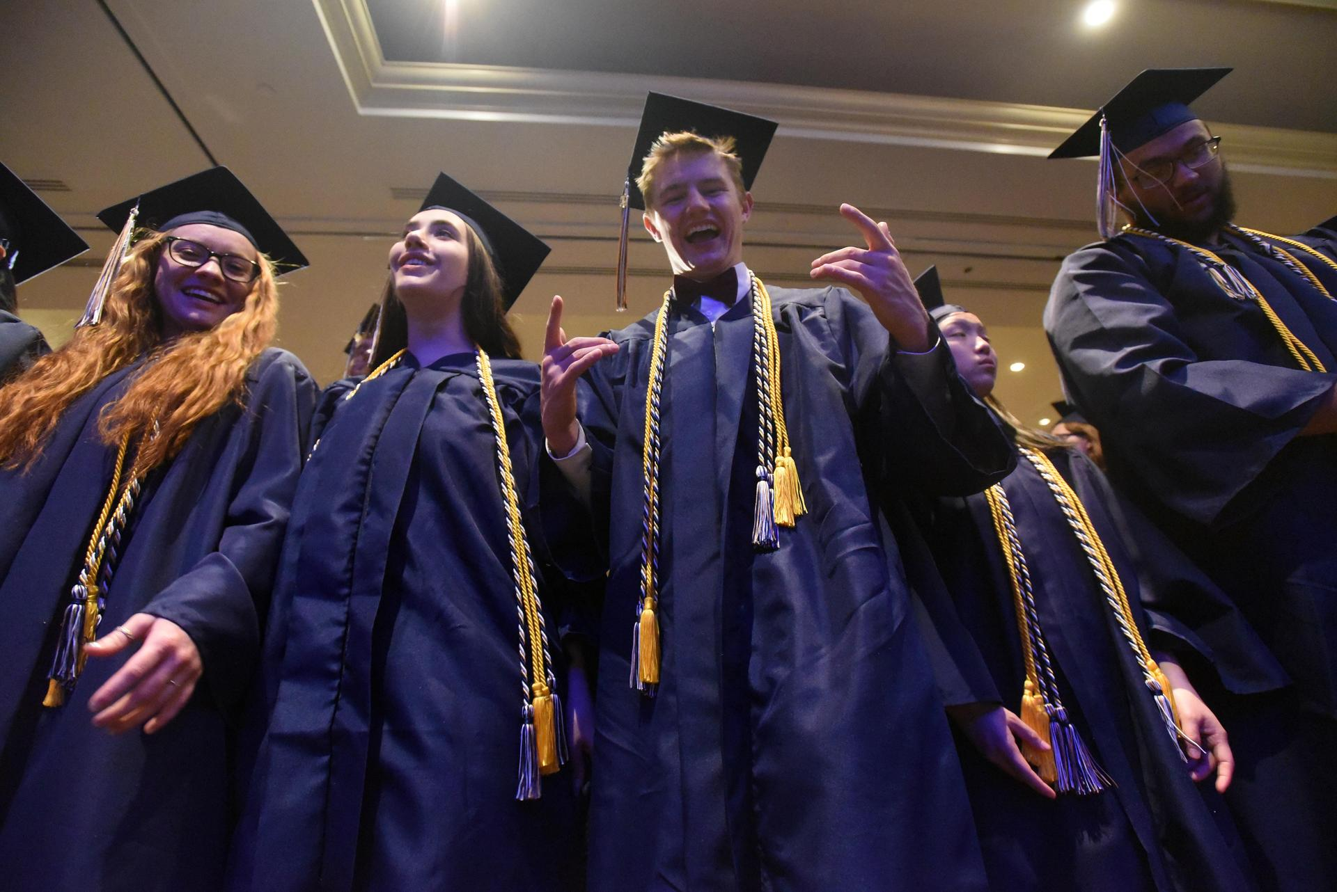 CEC COlorado Springs Graduation from 2019