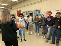 8th grade Career and Tech visit