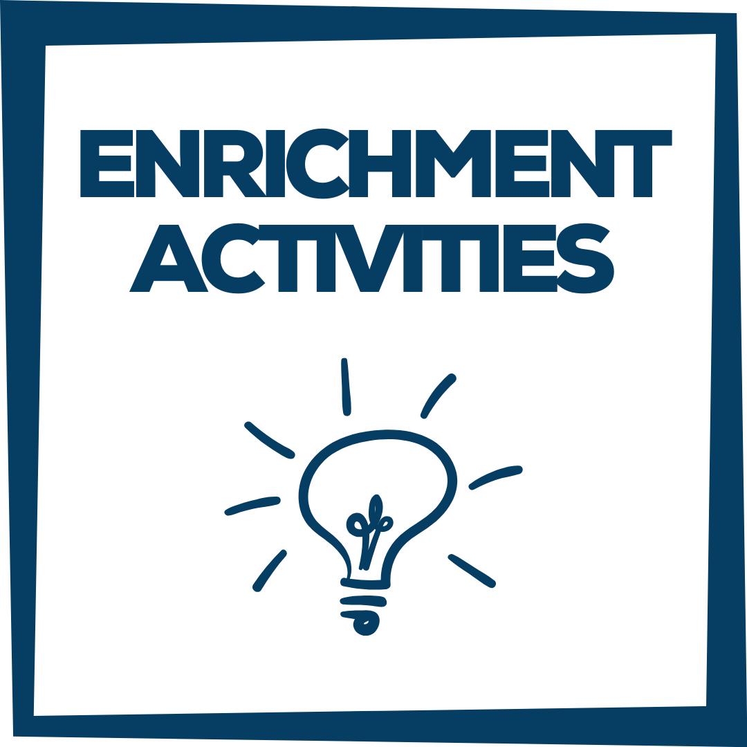 enrichment activities